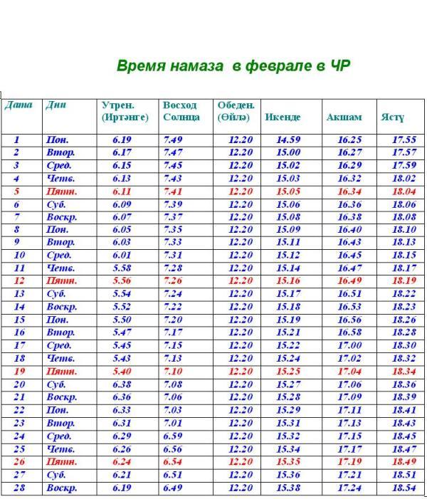 такой умма ру расписание намазов москва 2016 также статьи: Ламповый