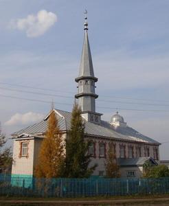 Мечеть 2 с.Шыгырданы