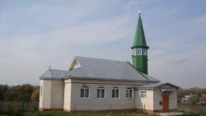 Мечеть 5 с. Шыгырданы