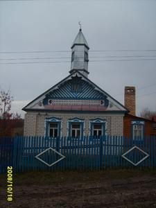 Мечеть Альменево