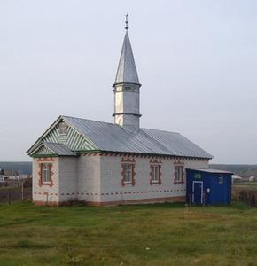 Мечеть с. Байдеряково