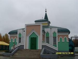 Мечеть г. Чебоксары