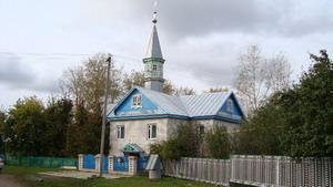 Мечеть с. Чичканы