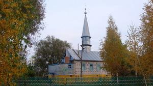 Мечеть с. Кызыл Камыш