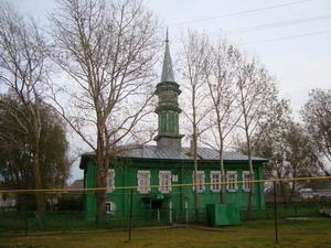 Мечеть с. Трех-Болтаево