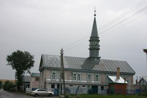 Мечеть с.Токаево