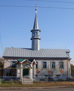 Мечеть с. Урмаево