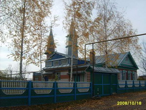 Мечеть Янгельдино