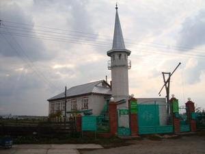 Мечеть с. Шыгырданы